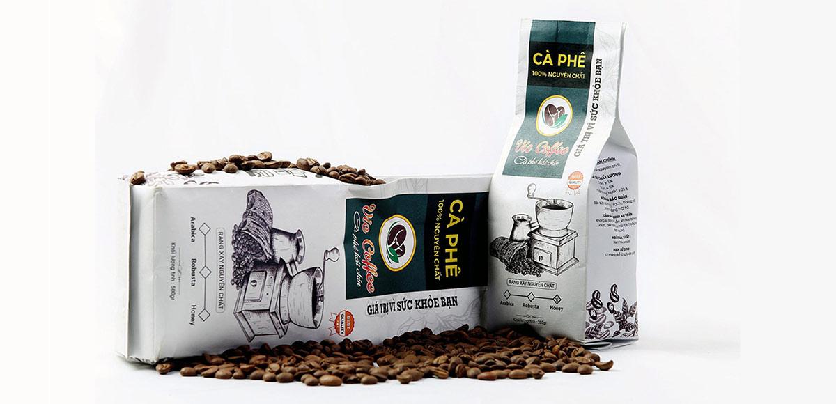 Viccoffee Cà phê vì sức khỏe bạn.